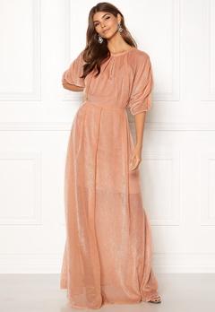 DAGMAR Adrienn Dress Powder Bubbleroom.se