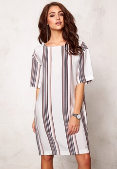 DAGMAR Fedelia dress Stripe print Bubbleroom.fi