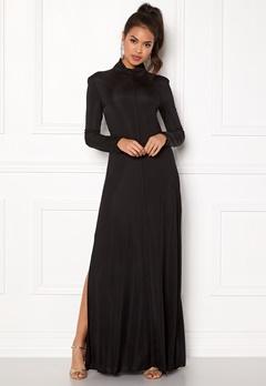 DAGMAR Joan Dress Black Bubbleroom.fi