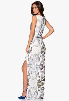 DAGMAR Magdalena Long Dress Print Bubbleroom.se
