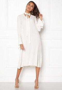 DAGMAR Valencia Dress Off White Bubbleroom.se