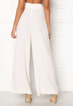 DAGMAR Vick Trousers Off White Bubbleroom.se