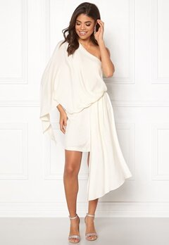 DAGMAR Wennie Dress Off White Bubbleroom.se