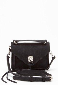 Rebecca Minkoff Darren Group Leather Bag 001 Black/Silver Bubbleroom.se