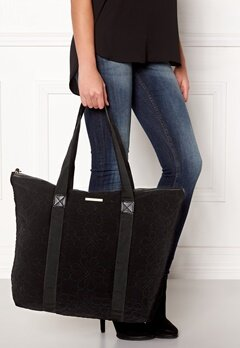 Day Birger et Mikkelsen Day GW QV Flower Bag Black Bubbleroom.se