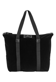 Day Birger et Mikkelsen Day Gweneth Velvet Bag Black Bubbleroom.se