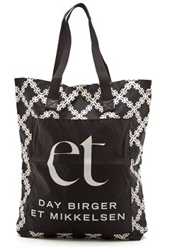 Day Birger et Mikkelsen Day Carry Crossing Tote Black Bubbleroom.se