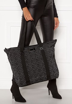 DAY ET Day GW Shimmer Bag 14001 Gun Metal Bubbleroom.se