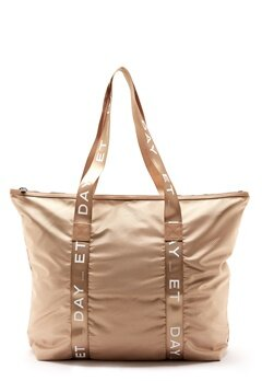 DAY ET Day GW Sporty Logo Bag 02033Moonlight Beige Bubbleroom.se