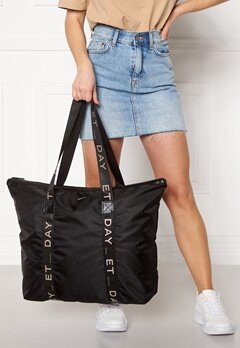DAY ET Day GW Sporty Logo Bag 12000 Black Bubbleroom.se