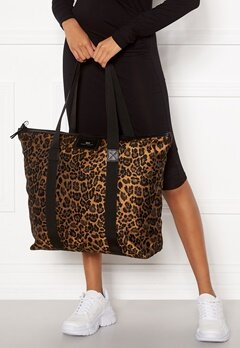 DAY ET Day Gweneth Leopard Bag 15001 Copper Bubbleroom.se