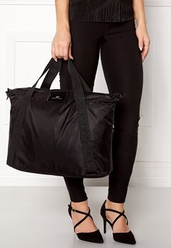 Day Birger et Mikkelsen Day Gweneth Lurex Bag Black Bubbleroom.se