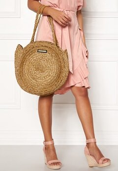 DAY ET Day Straw Round Bag Natural Bubbleroom.se