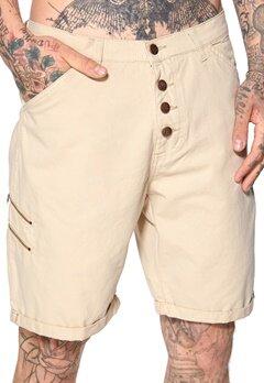 D.Brand CSH3 Trousers Khaki Bubbleroom.no