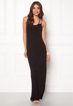 D.Brand Daniella Dress Black Bubbleroom.no