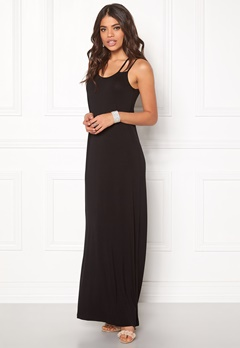 D.Brand Daniella Dress Black Bubbleroom.se