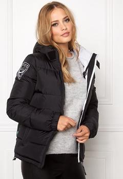 D.Brand Eskimå Jacket Black/White Bubbleroom.se