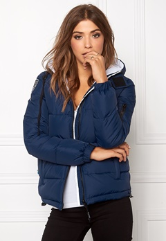 D.Brand Eskimå Jacket Navy Bubbleroom.no