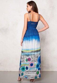 Desigual Marte Dress Tinta Bubbleroom.se