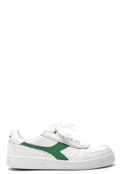 Diadora B.Elite Original Shoes White/Jelly Bean Bubbleroom.se