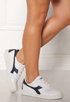 Diadora B.Elite Shoes White/Blue Denim Bubbleroom.se