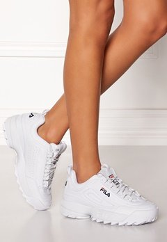 FILA Disruptor Low White Bubbleroom.eu
