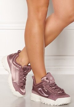 FILA Disruptor Satin Low Boots Ash Rose Bubbleroom.se