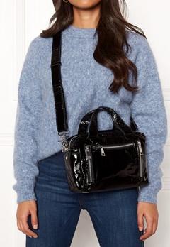 Nunoo Donna Gloss  Bag Black Bubbleroom.se