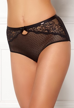 Dorina Macy Midi Bottom Black Bubbleroom.fi