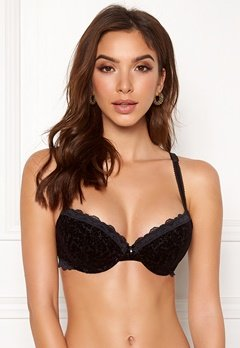 DORINA Marianne Cup-Light Padded Bra V02-Black Bubbleroom.se