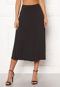 Jacqueline de Yong Dotta Skirt JRS Black Bubbleroom.se