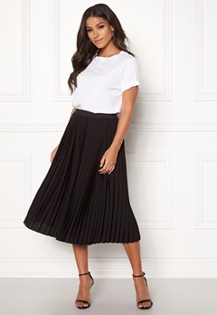 Dr. Denim Kambria Skirt Black Bubbleroom.se