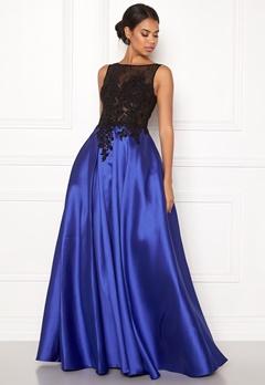 Christian Koehlert Dress Palace Blue Bubbleroom.se