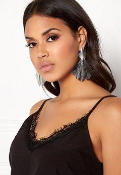Dyrberg/Kern Drika Shiny Earrings Crystal Bubbleroom.se