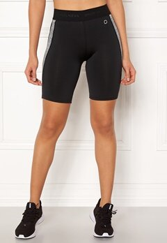Drop of Mindfulness Bettsy Shorts Black/Grey Mel Bubbleroom.se