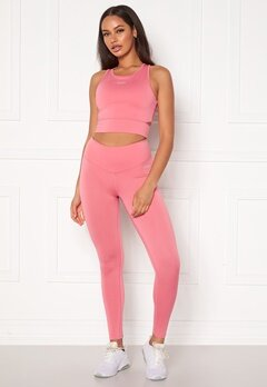 Drop of Mindfulness BOW II Leggings Pink Coral Bubbleroom.se