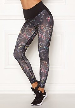 Drop of Mindfulness Bow II Sport Tights 938 Dragonfly Bubbleroom.se