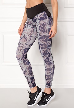Drop of Mindfulness Bow II Training Tights Mirror Bubbleroom.se