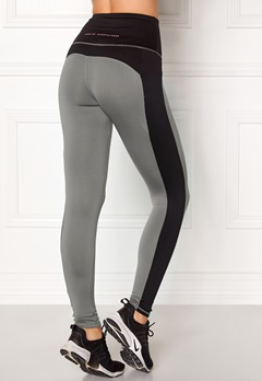 Drop of Mindfulness Emma Training Tights Grey/Black Bubbleroom.dk