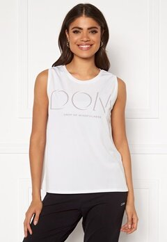 Drop of Mindfulness McKenzie Top White Bubbleroom.se