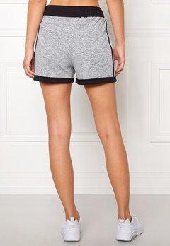 Drop of Mindfulness Soho Shorts Grey Melange Bubbleroom.se