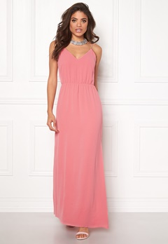 DRY LAKE Kiss Me Long Dress Raspberry Bubbleroom.fi