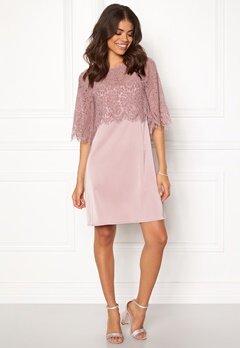DRY LAKE Riley Dress Misty Rose Bubbleroom.se