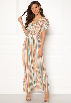 3c70e5666c08 DRY LAKE Sunny Long Dress Carousel Print Bubbleroom.se