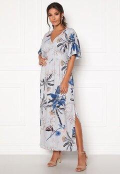 DRY LAKE Thalia Ankle Dress 850 Blue Dandelion P bubbleroom.se