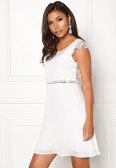 DRY LAKE Valerie Dress White Bubbleroom.se