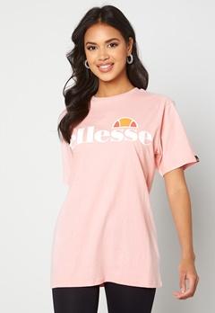 Ellesse El Albany T-Shirt Light Pink bubbleroom.se