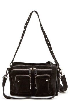 Nunoo Ellie New Suede Black Black Bubbleroom.se