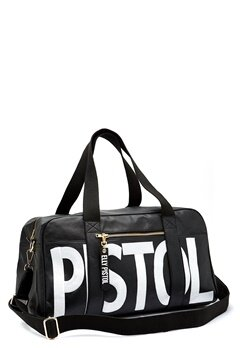 Elly Pistol Weekend babe Bag Musta/Harmaa Bubbleroom.fi