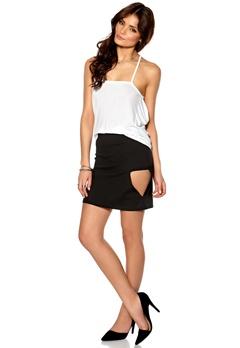 Make Way Eloise skirt Musta Bubbleroom.fi